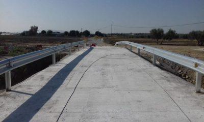 AionSur camino-Aragón-Arahal-400x240 El lunes 24 abren al tráfico el camino de Aragón después de las obras de mejora Arahal
