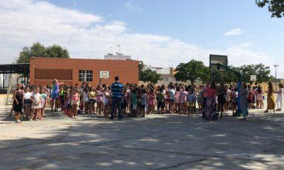 AionSur elruedo-Arahal-curso-400x240 Más de 2.100 escolares inician el curso en Arahal Educación  destacado