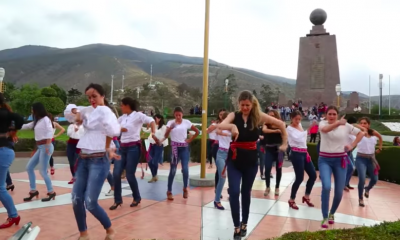 AionSur flamenco-baile-400x240 El flashmob de apertura de La Bienal se baila en todo el mundo gracias a internet Cultura Flamenco