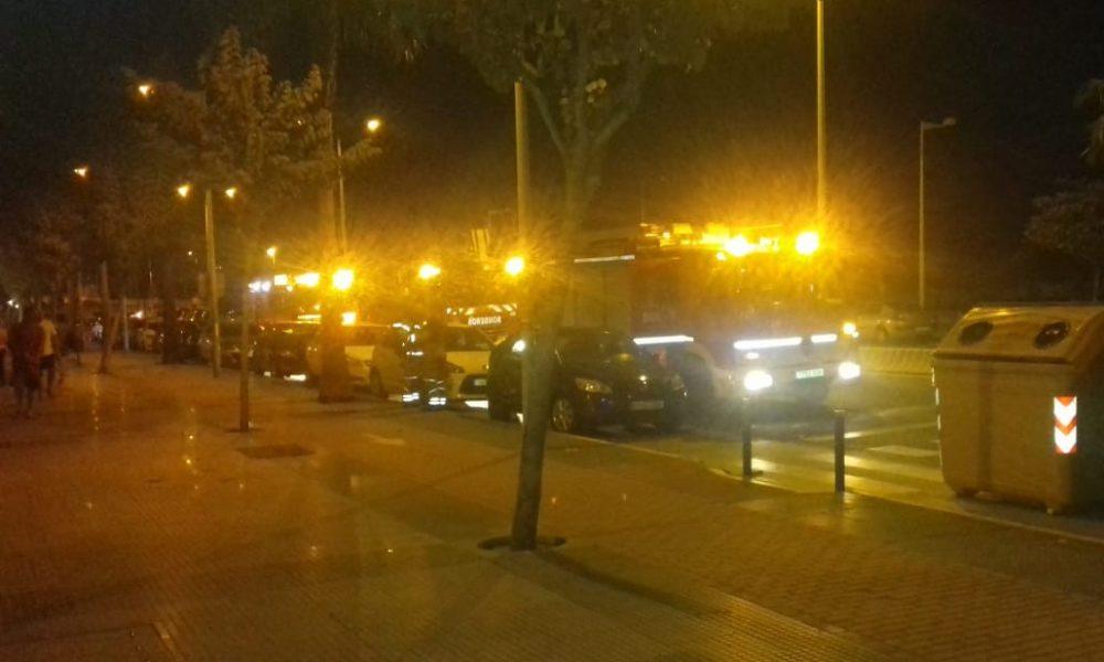 AionSur gasdoshermanas-1-1000x600 Desalojado un edificio en Dos Hermanas por una avería de gas Dos Hermanas Sucesos  destacado