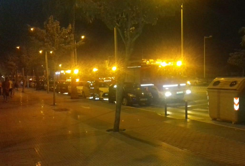 AionSur gasdoshermanas-1 Desalojado un edificio en Dos Hermanas por una avería de gas Dos Hermanas Sucesos  destacado