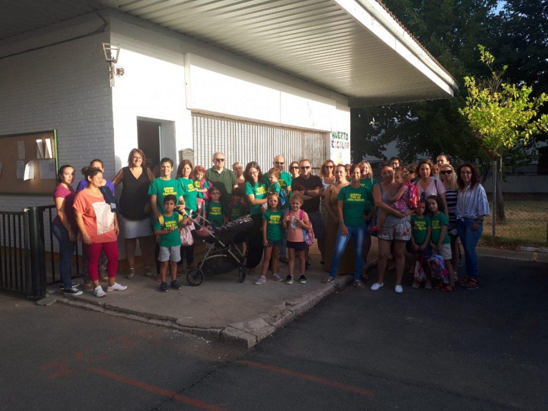AionSur gerena-colegio Se niegan a llevar a los niños a clase en Gerena por la presencia de amianto en el aula Educación Gerena