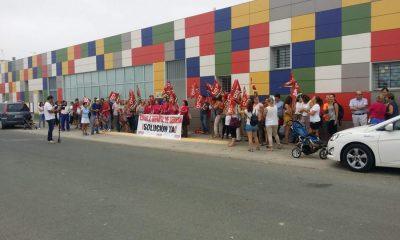 AionSur guarderia-gerena-400x240 Trabajadoras de la guardería de Gerena se movilizan tras cuatro meses sin cobrar Gerena