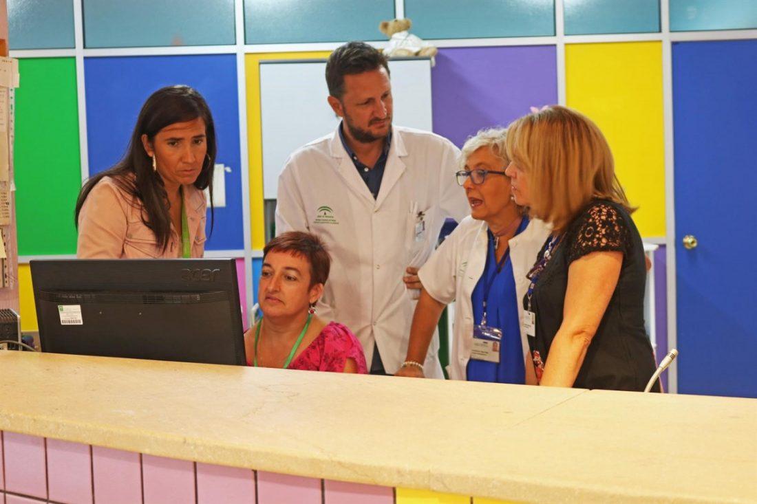AionSur hospital El Virgen del Rocío aplica un método para agilizar la atención en urgencias Salud