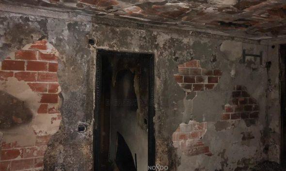 AionSur incendio-sevilla-590x354 Hospitalizado un vecino de Sevilla tras un incendio por una colilla al quedarse dormido Sucesos  destacado