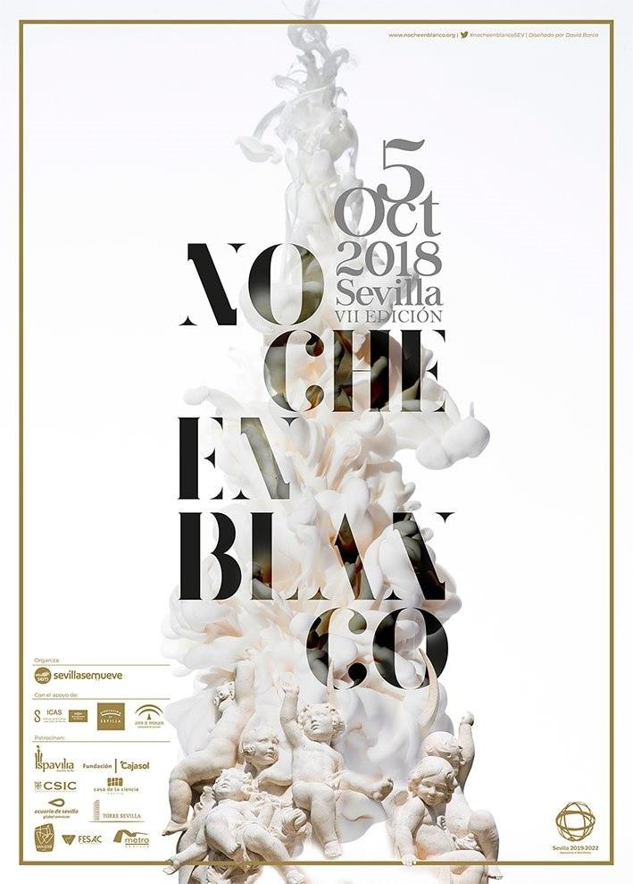 AionSur murillo El cartel de la Noche en Blanco de Sevilla rinde homenaje a Murillo Cultura
