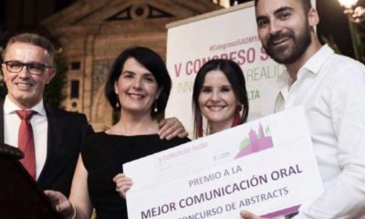 AionSur oncologos-400x240 Oncólogos del Hospital Macarena, premiados doblemente por la Sociedad Andaluza de Oncología Médica Salud