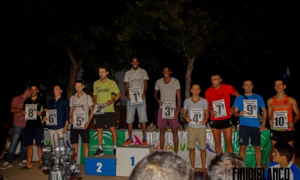 AionSur verdeo-hombres-1000x600 Alhassane Bangoura y Carmen Valle, ganadores del XXXV Cross Urbano El Verdeo Atletismo Deportes  destacado