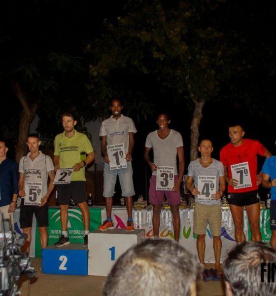 AionSur verdeo-hombres-560x600 Alhassane Bangoura y Carmen Valle, ganadores del XXXV Cross Urbano El Verdeo Atletismo Deportes  destacado