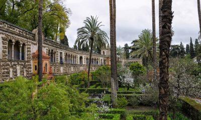 AionSur Alcazar-400x240 El Alcázar batió en verano su récord histórico de visitas Economía