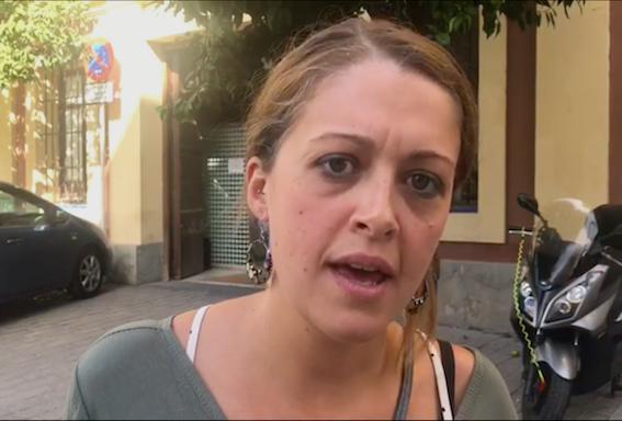 """AionSur Antonia_capitan La alcaldesa de El Saucejo: """"Muchos daños en el campo se podrían haber evitado"""" Sucesos destacado"""