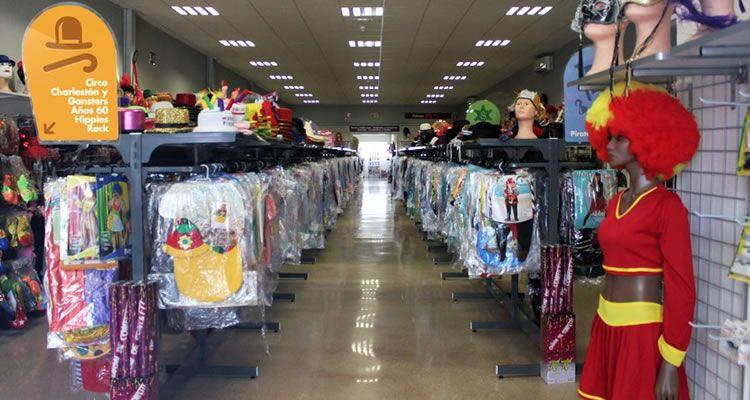 AionSur Arahal-inspeccion-tiendas-disfraces La Policía inspeccionará los comercios para supervisar las condiciones de seguridad de los disfraces de Halloween Arahal