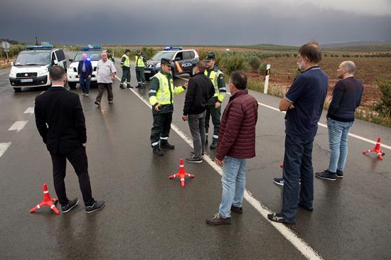 AionSur Campillos La UME se moviliza desde Morón para ayudar en las inundaciones de Campillos Sucesos