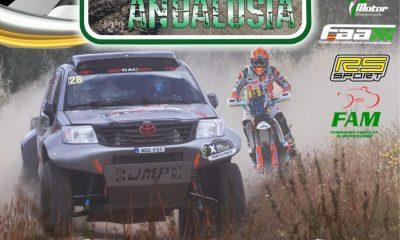 """AionSur Cartel-Trans-Andalusia-400x240 La Sierra Sur y Campiña reciben la I Edición del Rally """"Baja Trans Andalucía 2018"""" con la participación de 50 pilotos del Dakar Deportes Pruna"""