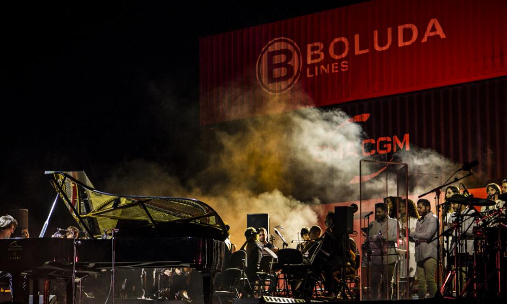 AionSur Dorantes-Bienal-Clausura-1000x600 Dorantes concluye La Bienal homenajeando a la Primera Vuelta al Mundo Cultura Flamenco Sevilla