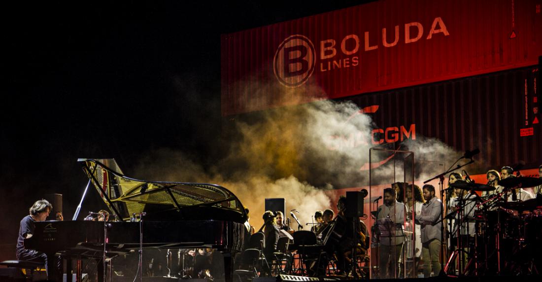 AionSur Dorantes-Bienal-Clausura Dorantes concluye La Bienal homenajeando a la Primera Vuelta al Mundo Cultura Flamenco Sevilla
