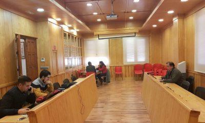AionSur EncierroRoda-400x240 Los concejales de La Roda se encierran en el Ayuntamiento para pedir ayudas por las riadas La Roda de Andalucía Provincia