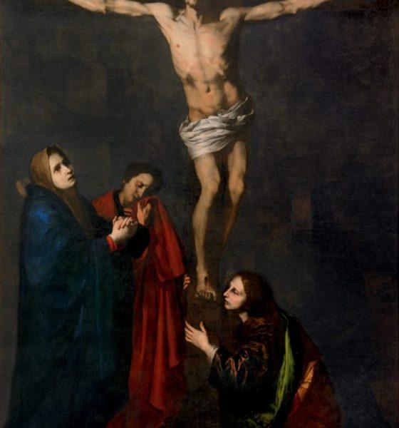 AionSur Expiración-de-Cristo-de-José-de-Ribera-560x600 Osuna inaugura dos exposiciones sobre José Ribera y el barroco italiano Cultura Osuna
