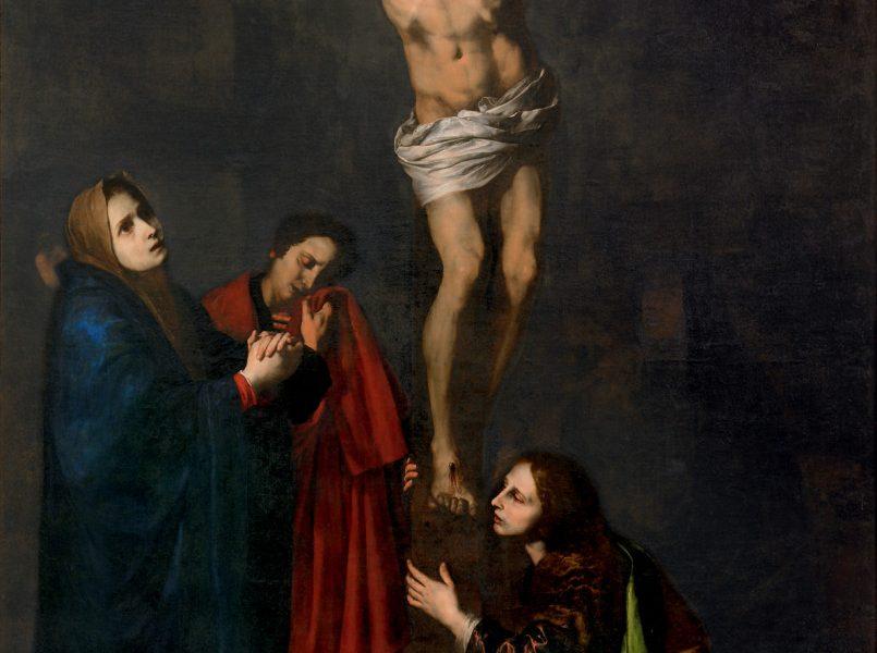 AionSur Expiración-de-Cristo-de-José-de-Ribera-805x600 Osuna inaugura dos exposiciones sobre José Ribera y el barroco italiano Cultura Osuna