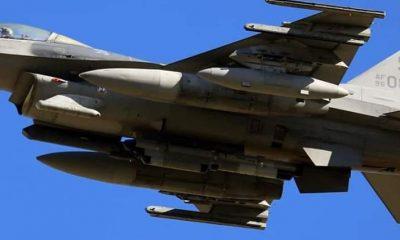AionSur F-16-accidente-Arahal-400x240 Un F-16 de EEUU deja caer sus depósitos de combustible sobre un olivar de Arahal Arahal  destacado