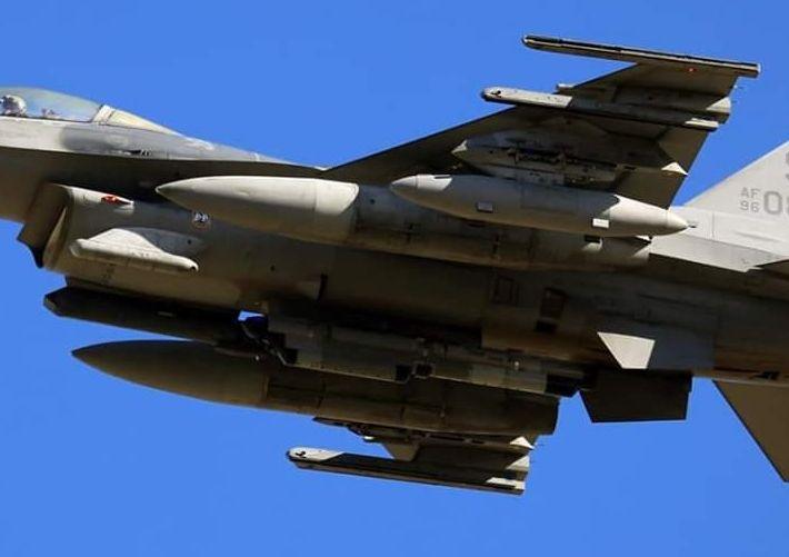 AionSur F-16-accidente-Arahal Un F-16 de EEUU deja caer sus depósitos de combustible sobre un olivar de Arahal Arahal  destacado