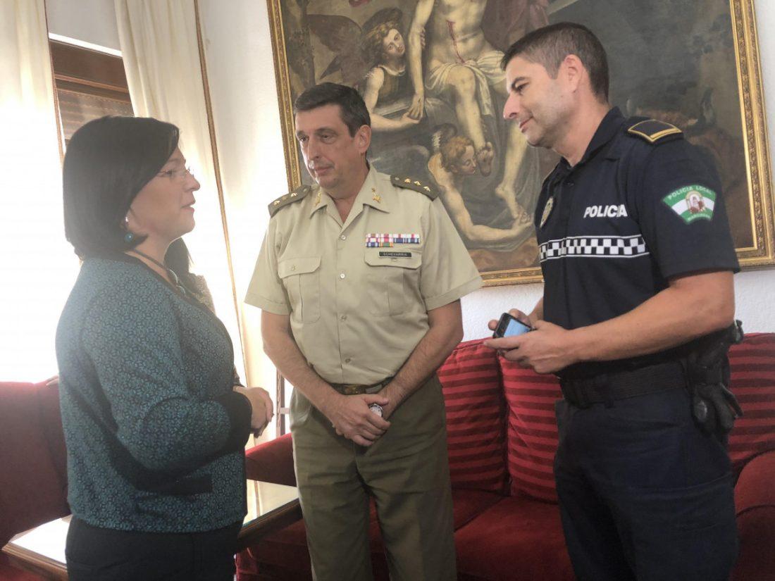 AionSur Marchena-delegado-Defensa El delegado de Defensa explica en Marchena la función de la institución que representa Marchena  destacado