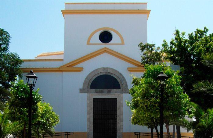 AionSur Parroquia-Virgen-LasVirtudes Patrimonio aprueba obras en la iglesia Nuestra Señora María de Las Virtudes de La Puebla La Puebla de Cazalla