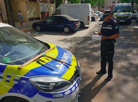 AionSur Policia-sevilla Un conductor sin carné y con brazo escayolado da positivo en cinco drogas Sucesos