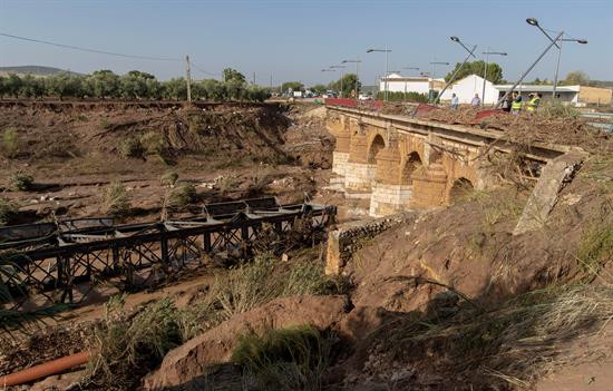 AionSur Puente-aguadulce La Junta destina 37,7 millones de euros a obras de emergencia por el temporal de lluvias Andalucía