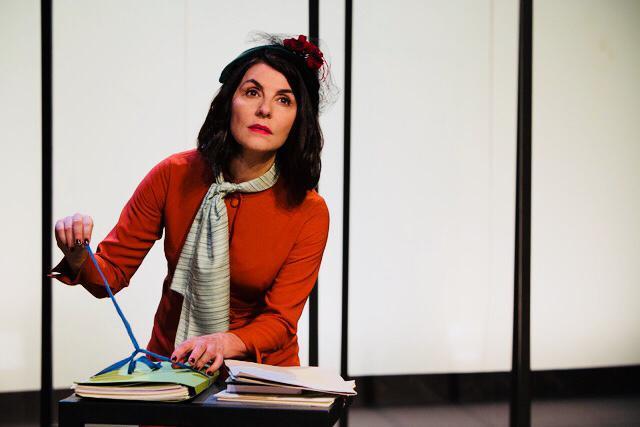 """AionSur ana-fernandez Ana Fernández: """"Quiero personajes que inviten a la reflexión"""" Cultura Teatro"""