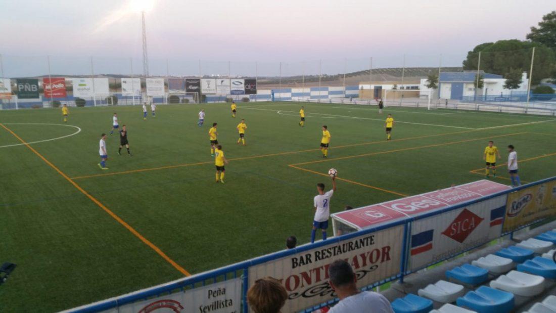 AionSur arahal-bellavista Tres de tres en el fin de semana Deportes Fútbol