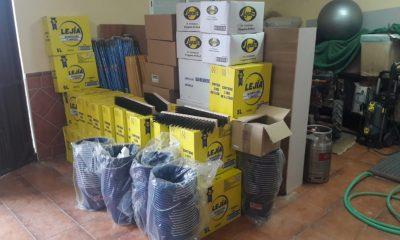 AionSur ayuda-Teba-Arahal-400x240 Arahal ayuda a Teba con material de limpieza después de las inundaciones Arahal  destacado
