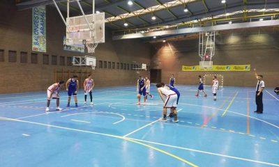 AionSur basket-debut-400x240 Jornada casi perfecta para equipos séniors de Arahal Deportes