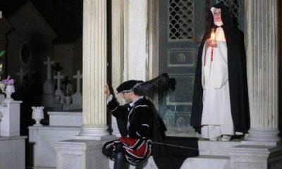 AionSur cementerio-400x240 ¿Te gustaría ver Don Juan Tenorio en el cementerio de Sevilla? Cultura Teatro