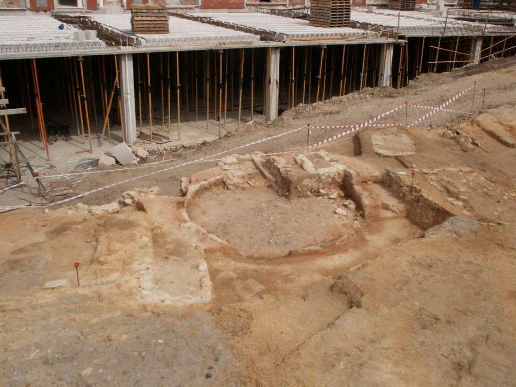 AionSur horno-yacimiento-LaPalmera-1024x768 Patrimonio da el visto bueno al proyecto de restauración del yacimiento más antiguo de Arahal Arahal Cultura  destacado