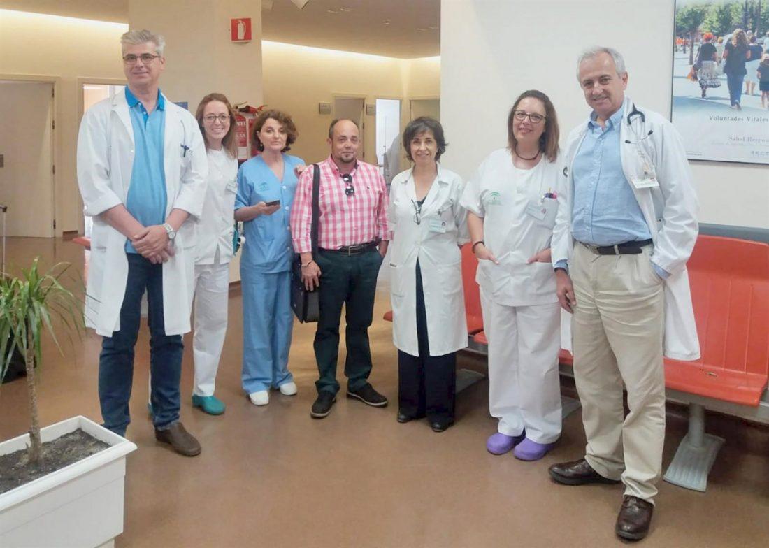 AionSur hospital-medicos El Virgen del Rocío abre una consulta específica para hipertensión pulmonar Salud