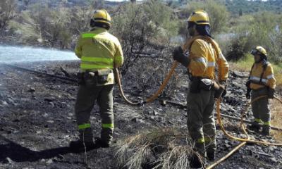 AionSur infoca-incendio-compressor-400x240 El infoca envía medios a Badajoz para luchar contra un incendio forestal Incendios Forestales Sucesos