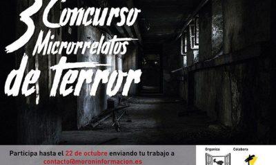 AionSur micorrelatos-terror-Morón-400x240 Morón Información lanza el III Concurso de microrrelatos de terror Morón de la Frontera