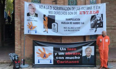 AionSur munoz-carinano-400x240 Un hijo de Muñoz Cariñanos, en huelga de hambre para pedir que el Estado le indemnice Sociedad