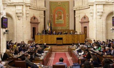 AionSur parlamento-400x240 El BOJA publica el decreto que hace oficial la convocatoria de elecciones en Andalucía Política