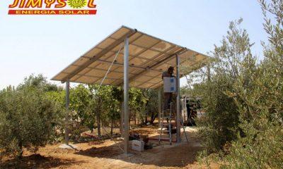 """AionSur placas-foltovotaicas-Jimysol-400x240 Organizaciones agrarias aplauden la derogación del """"impuesto del sol"""" Sin categoría"""