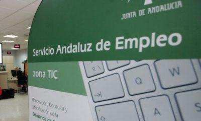 AionSur sae-oficina-400x240 El paro bajó en Andalucía en junio en 3.214 personas, un 0.42 % Andalucía Economía Sociedad