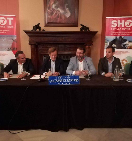 AionSur sevilla-horse-tour-CARMONA1-560x600 Carmona se convierte en capital mundial de la hípica con el 'Sevilla Horse Tour' Carmona Provincia