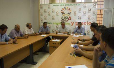 AionSur upa-reunion-400x240 La Junta reforzará este año las inspecciones en los puestos de recogida de aceitunas Agricultura Economía