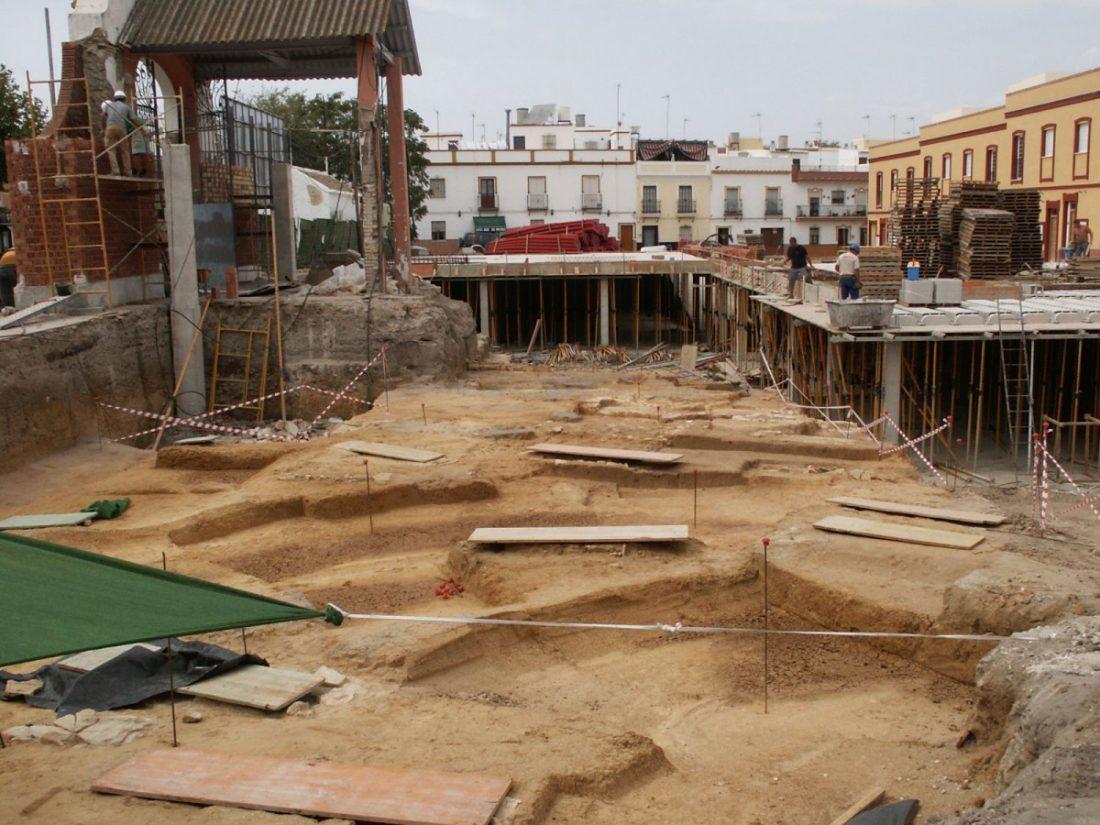 AionSur yacimiento-Arahal-lapalmera Patrimonio da el visto bueno al proyecto de restauración del yacimiento más antiguo de Arahal Arahal Cultura  destacado