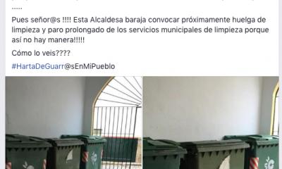 """AionSur Alcaldesa-guarros-400x240 La alcaldesa de Marchena plantea una huelga de limpieza por lo """"guarros"""" que son algunos vecinos Marchena Provincia  destacado"""