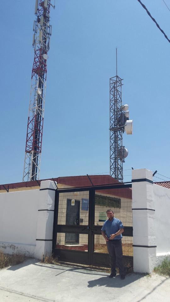 AionSur Antenas_Aznalcollar El 14 de octubre cesan las emisiones de algunas canales de televisión en 138 municipios de Cádiz, Jaén y Sevilla Sevilla