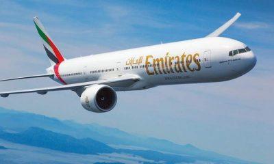 AionSur EMIRATES-400x240 Dubai Emirates Airline busca tripulantes de cabina en Málaga y Sevilla Economía Empresas