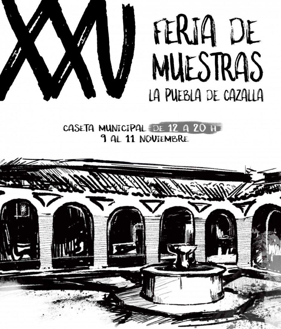 AionSur Feria-muestras-LaPuebla La Puebla de Cazalla festeja su XXV Feria de Muestras La Puebla de Cazalla