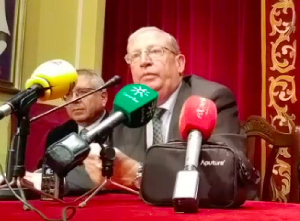 AionSur FranciscoVelez Francisco Vélez, nuevo presidente del Consejo de Hermandades y Cofradías de Sevilla Semana Santa